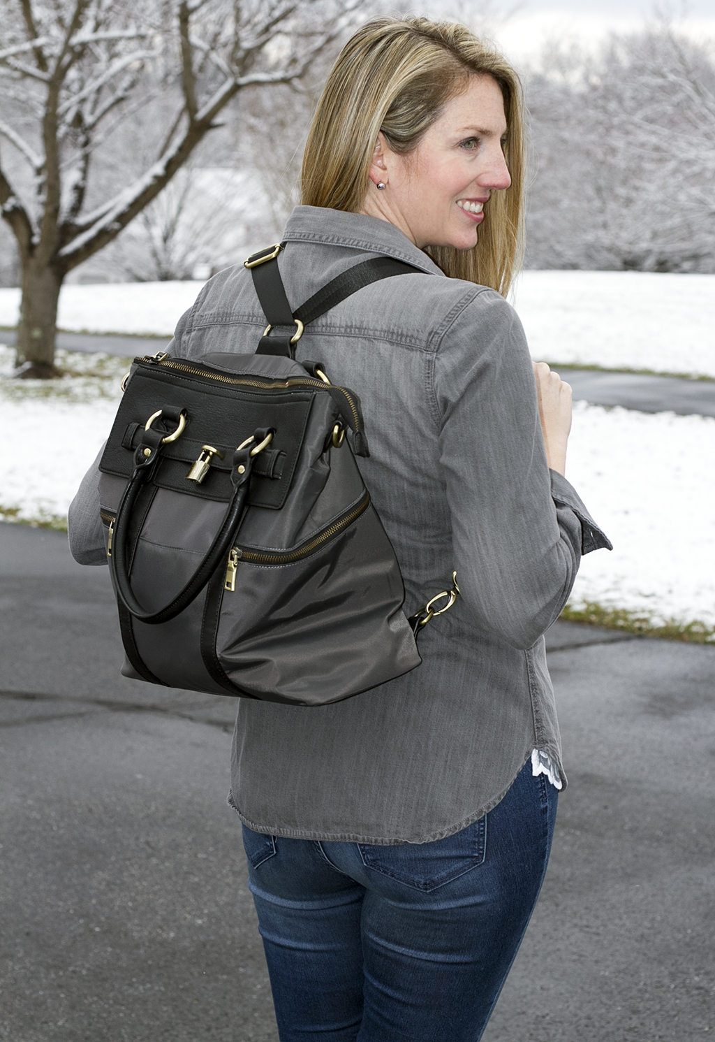 Newlie Louise Backpack