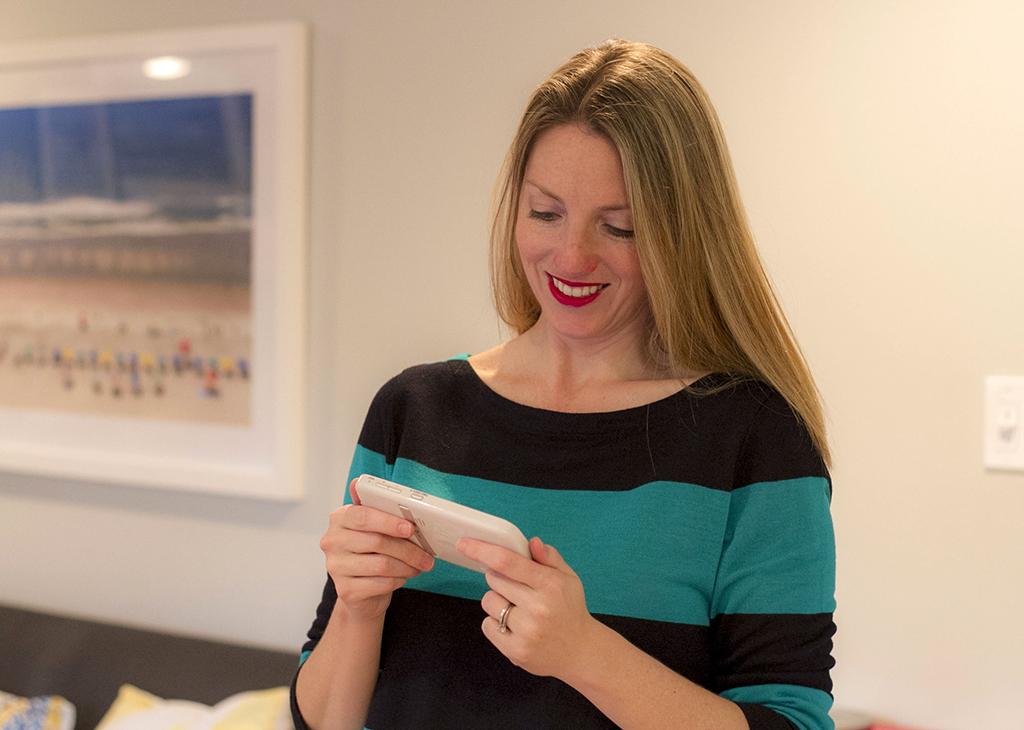 AT&T mHealth Baby Monitor App