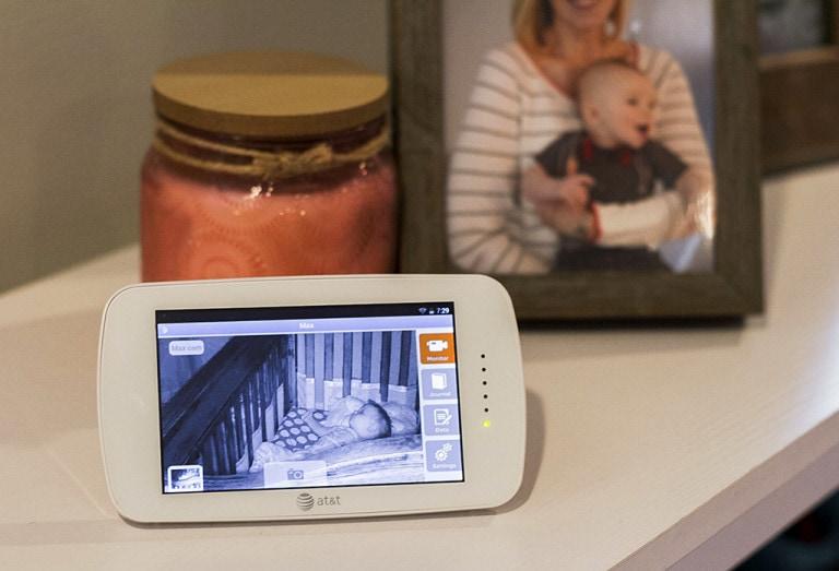 AT&T mHealth Baby Monitor & Giveaway