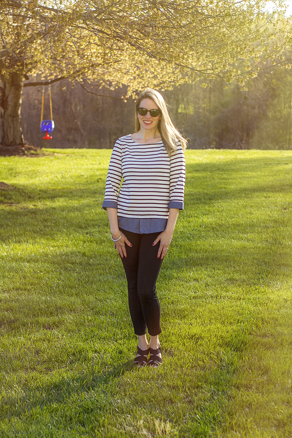 Stitch Fix Stripes
