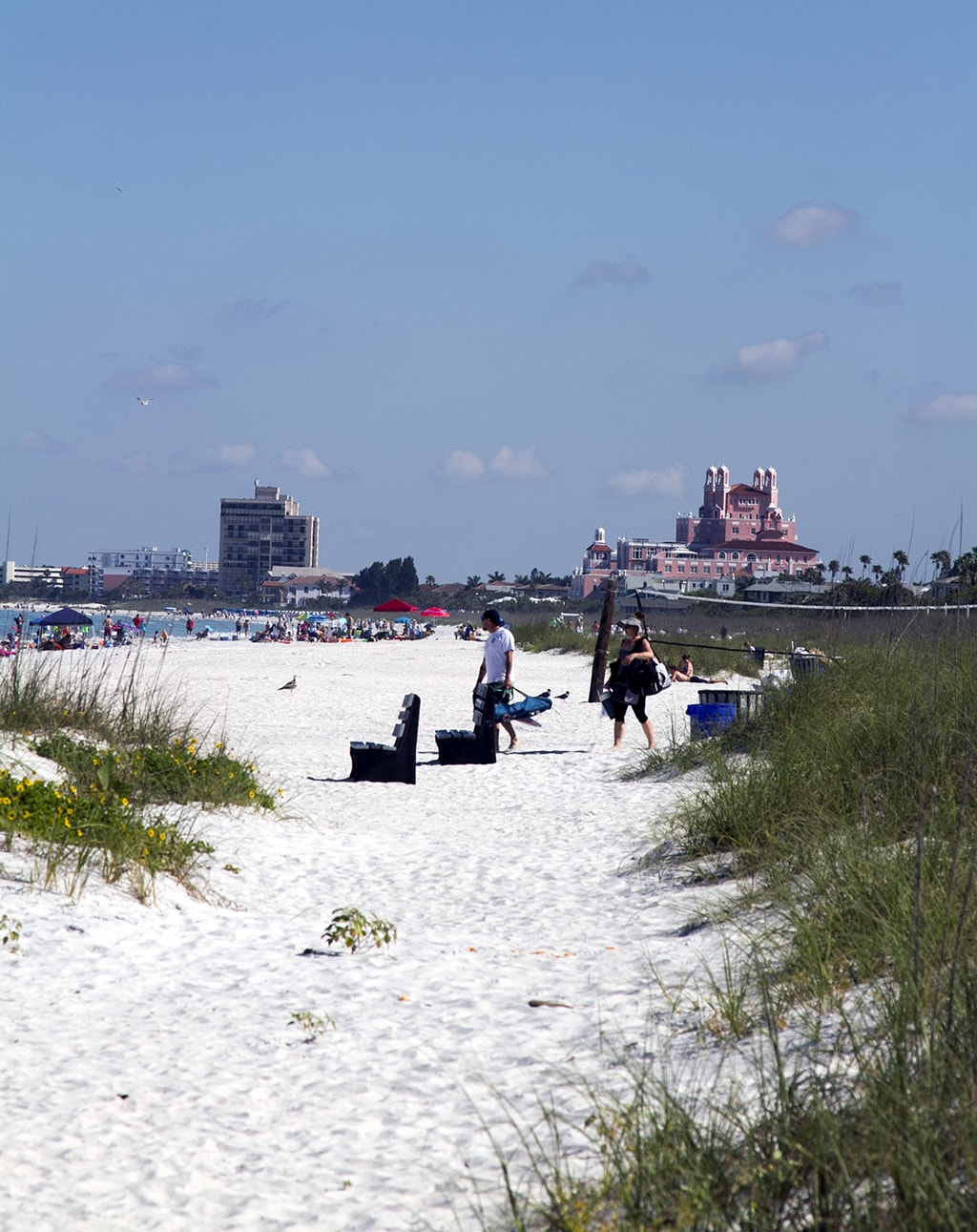 Beach w Don C