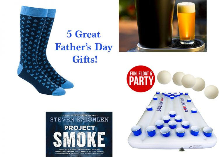 5 Great Father's Day Gifts
