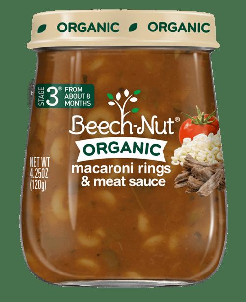 OrganicMacaroniRingswithMeatSauce