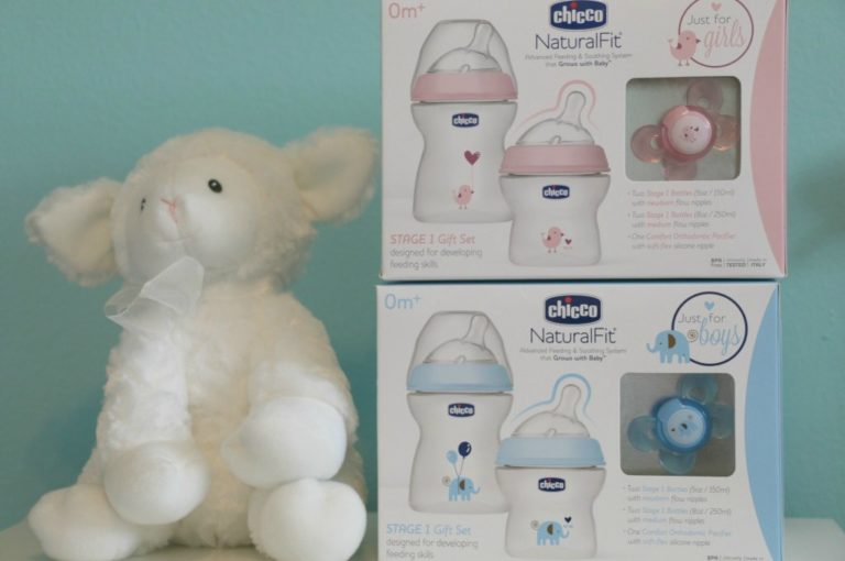 Baby Registry Must Have: Chicco NaturalFit Bottles
