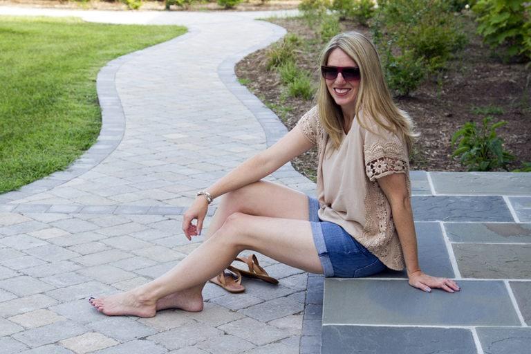 Casual Jean Shorts