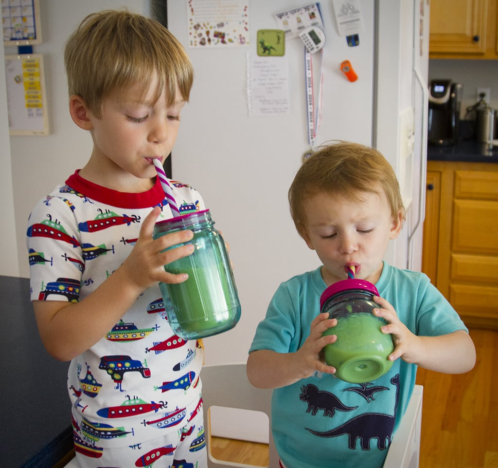 Smoothie Brothers