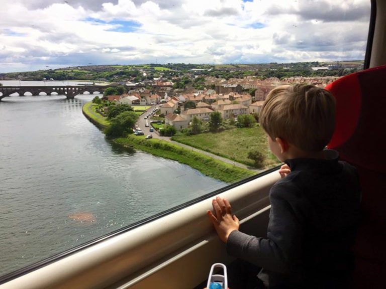 5 Tips for European Travel with Kids
