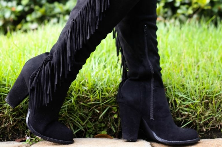 Fall Trend Sneak Peak: Over the Knee Boots