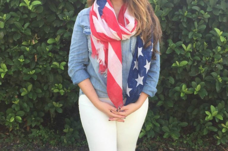 Red, White and Blue Inspiration