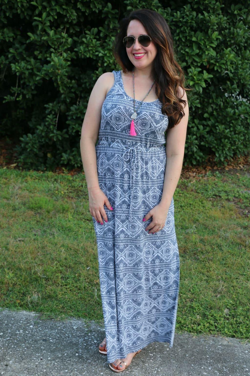 stitch fix maxi dress