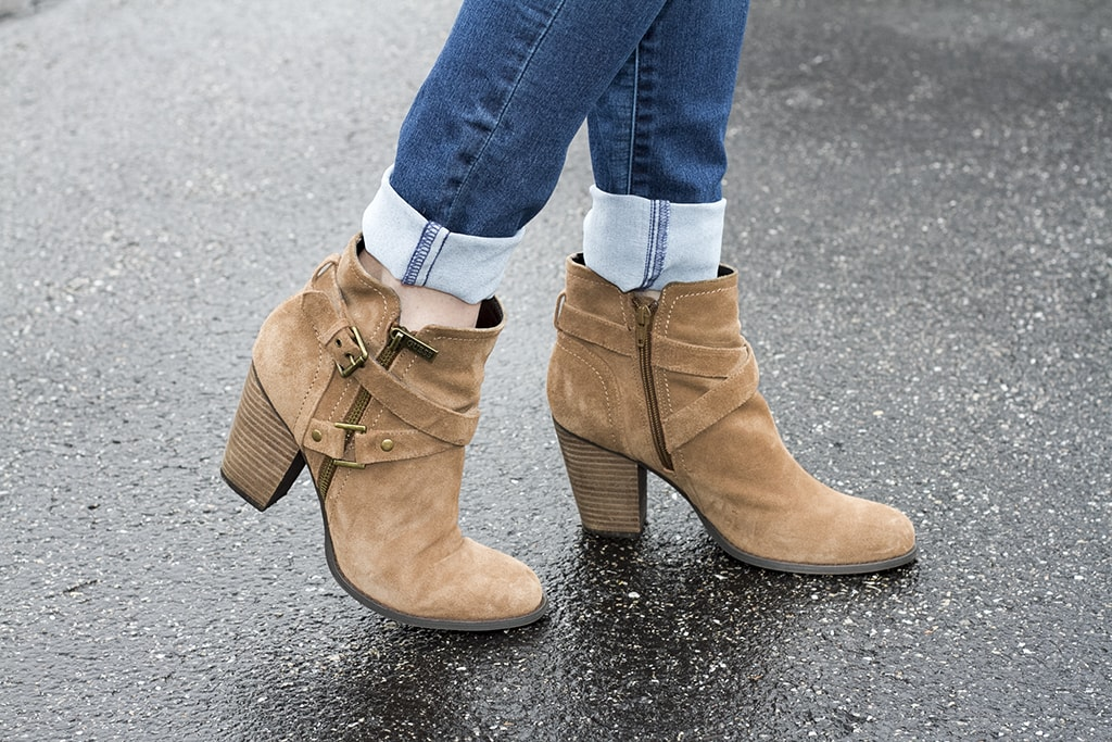 Fall Guess Brown Booties