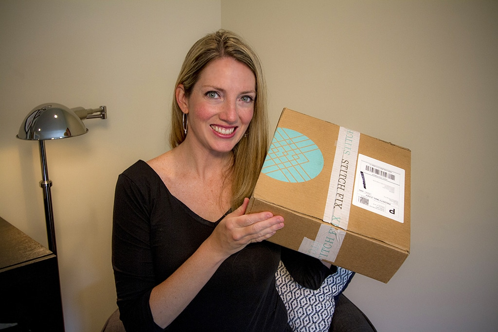 Stitch Fix Unboxing Video