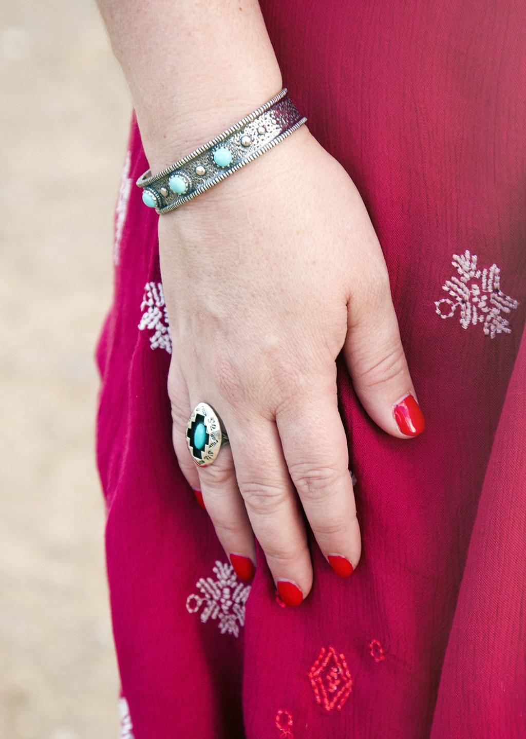 Red Dress Jewelry