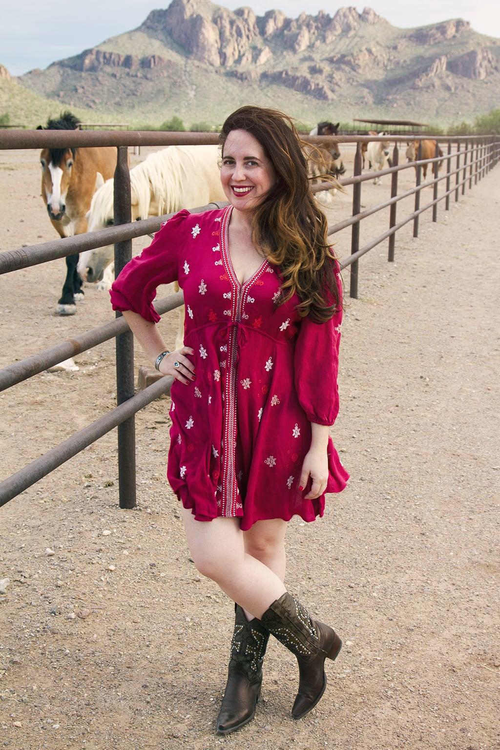 Red Dress Ranch