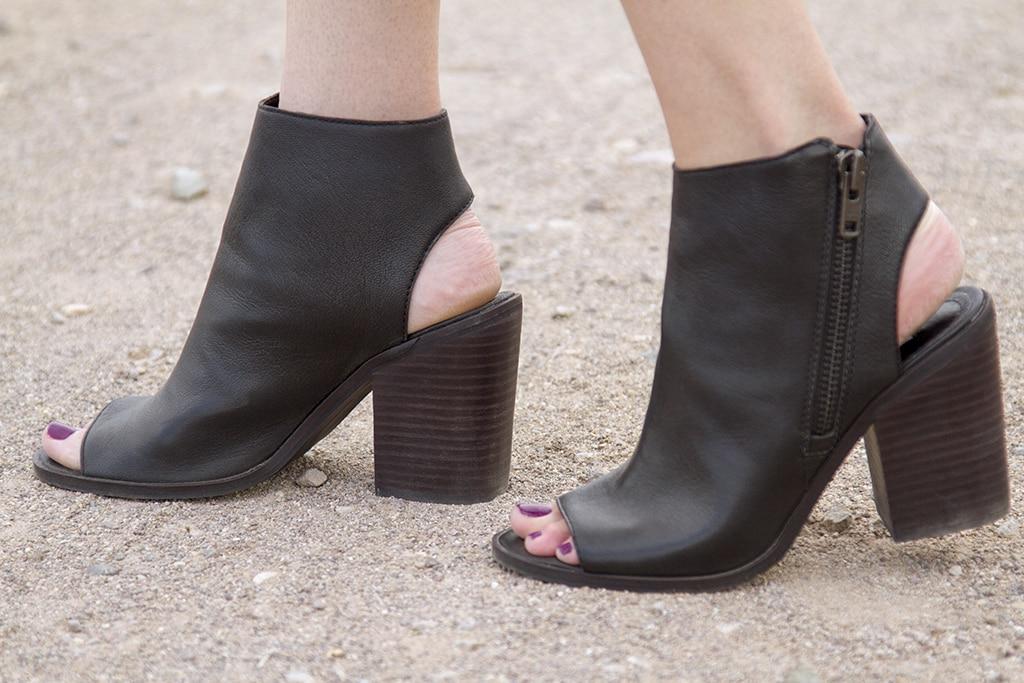 Black Booties