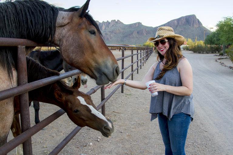 White Stallion Ranch, A Girls Vacation