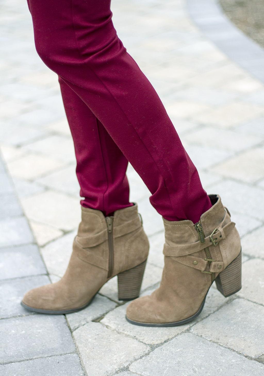 Cranberry Leggings