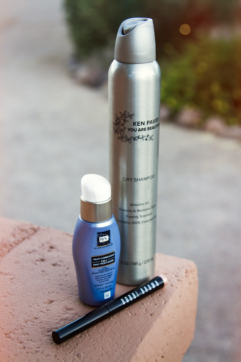 travel beauty must haves