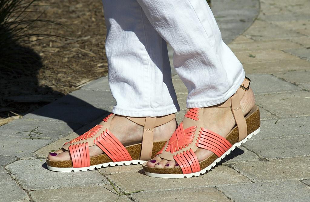 Secret Celebrity Sandals