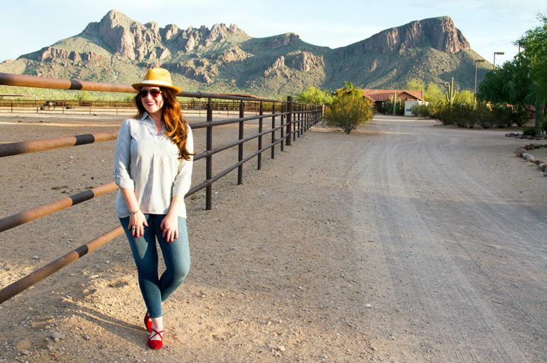 How to Make a Panama Hat Work for Fall