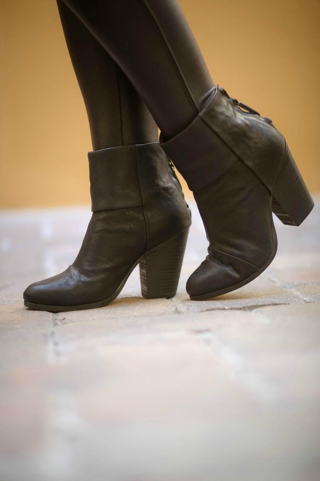newbury booties