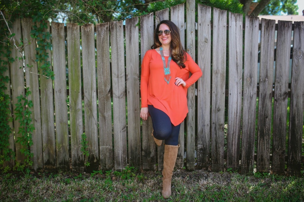 tunic top look