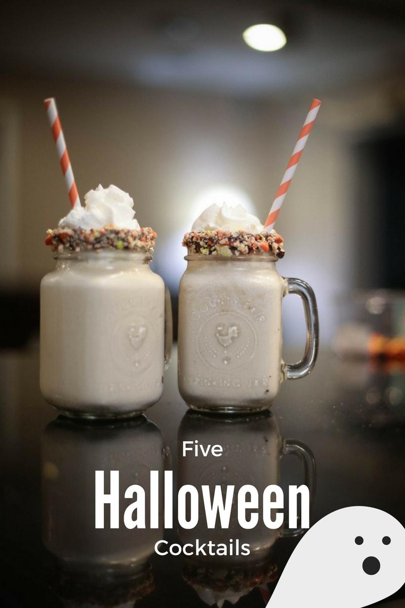 Five Halloween Cocktails