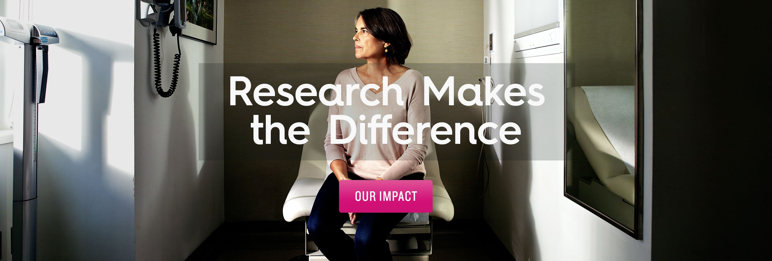 research makes a difference