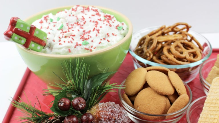 Easy Holiday Funfetti Dip for Online Shopping