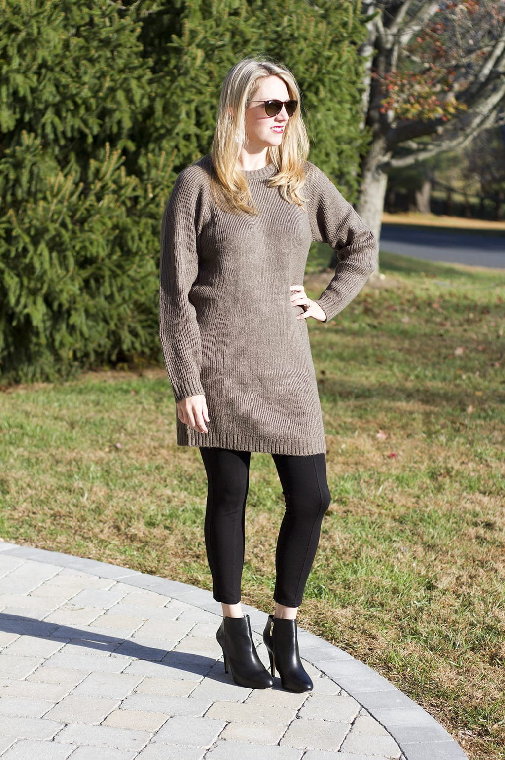 652d6446b5 Easy Chic Sweater Dress - Take Time For Style