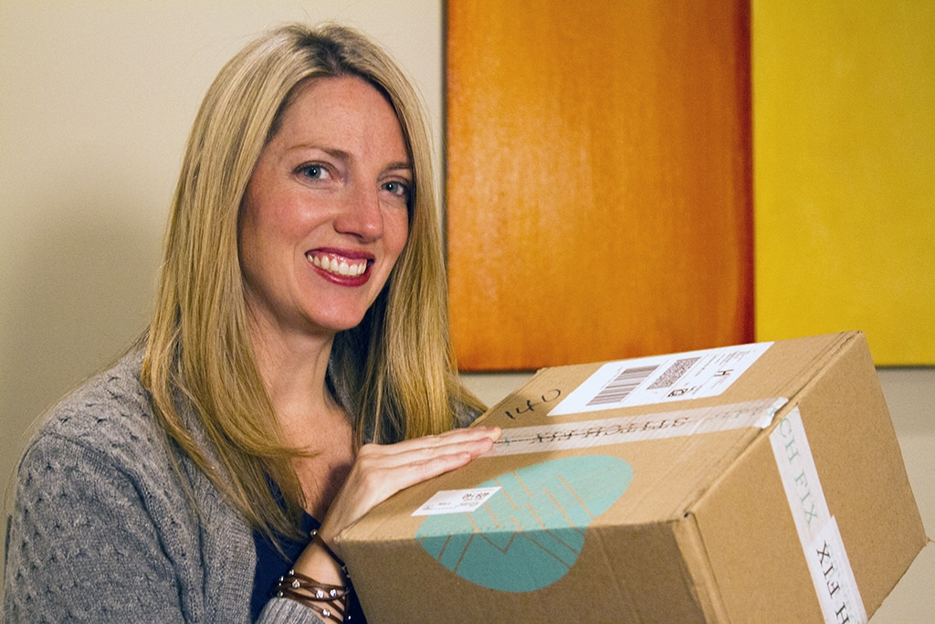 Stitch Fix Unboxing November 2016