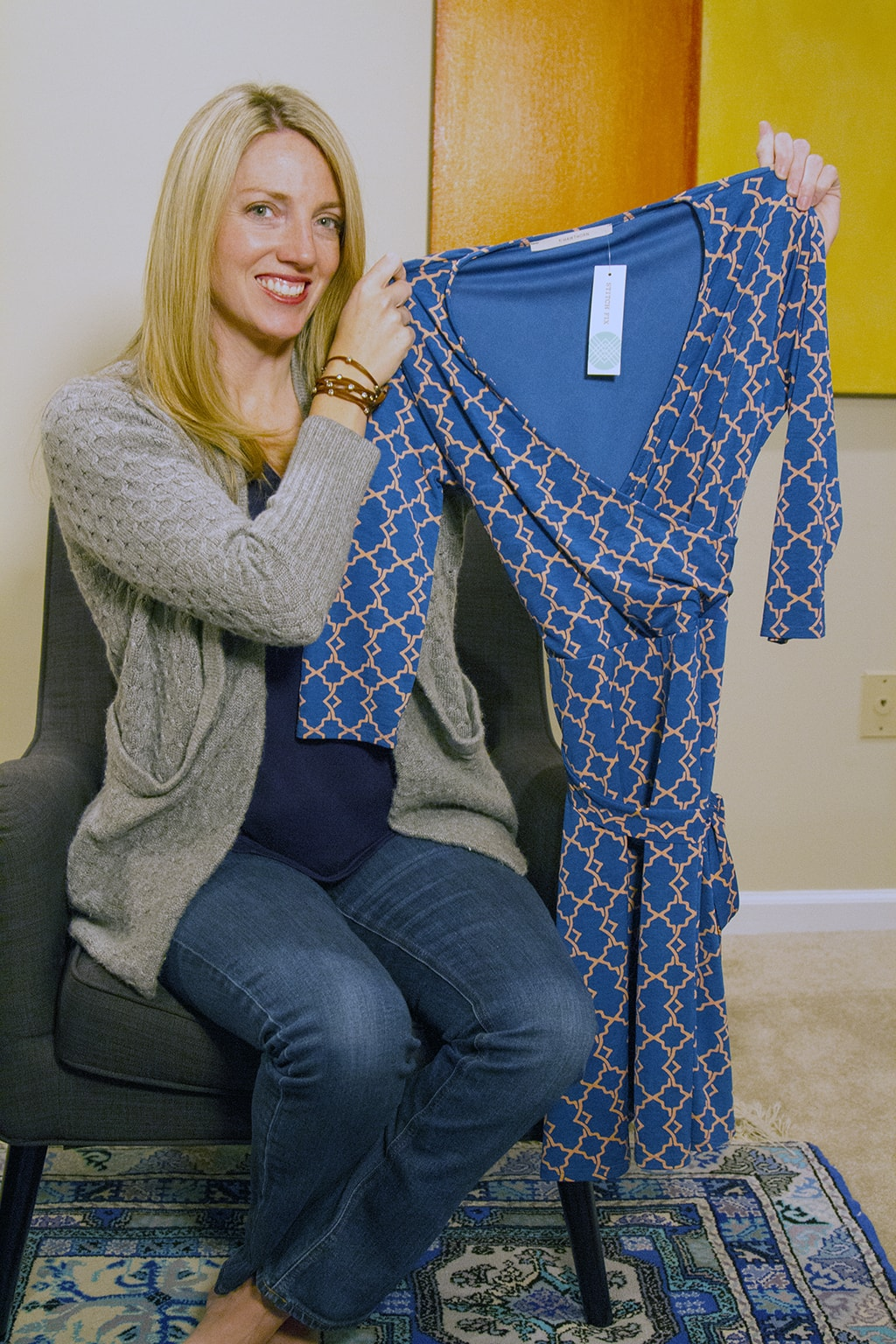 Holiday Stitch Fix Unboxing