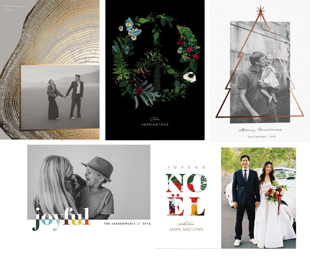 Favorite Minted Holiday Cards