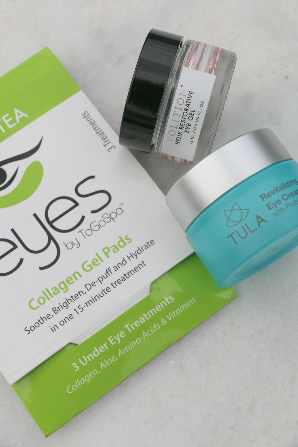 tired eyes products