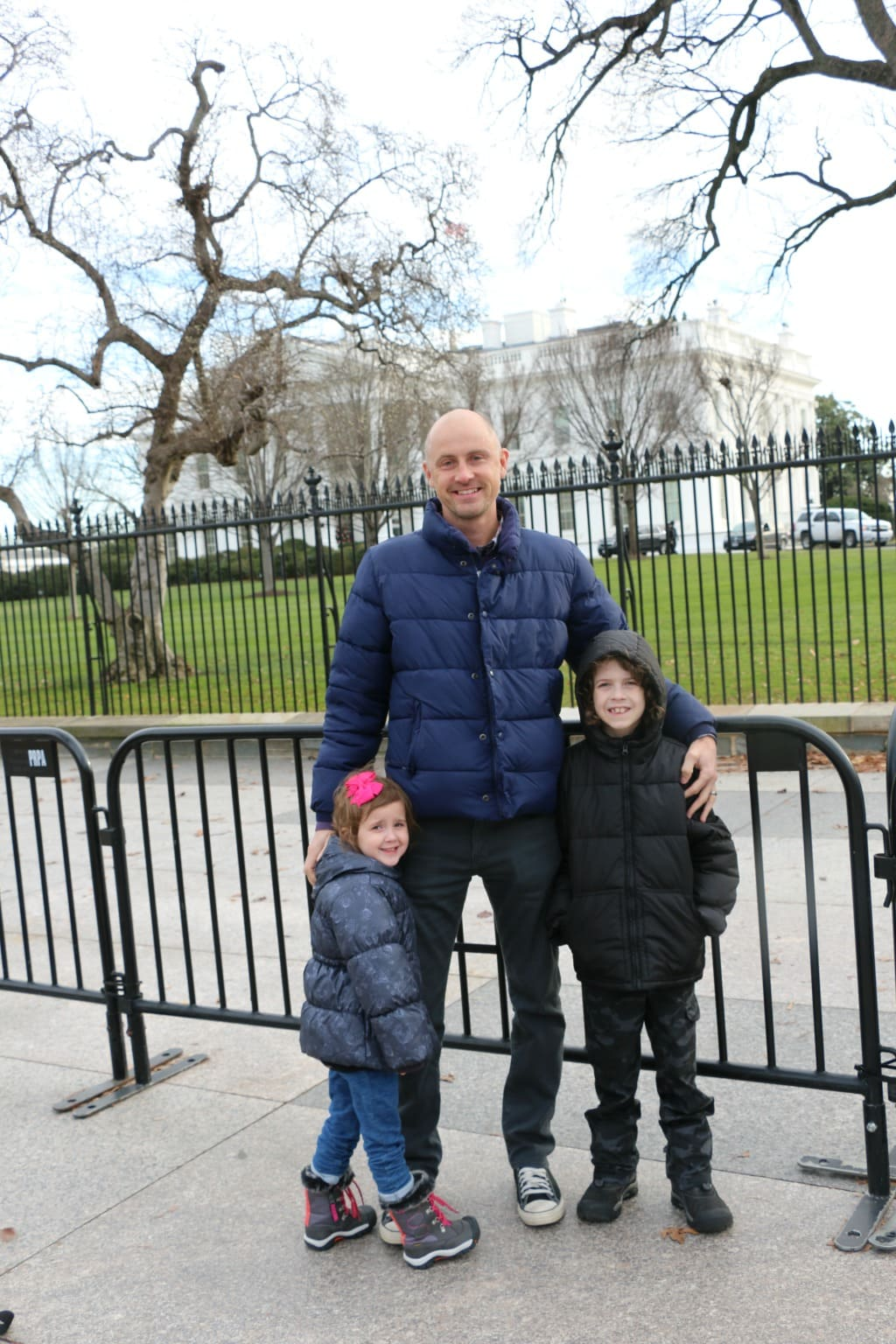 white house visit