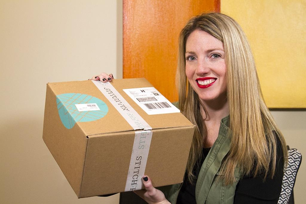 Stitch Fix Box Delivery