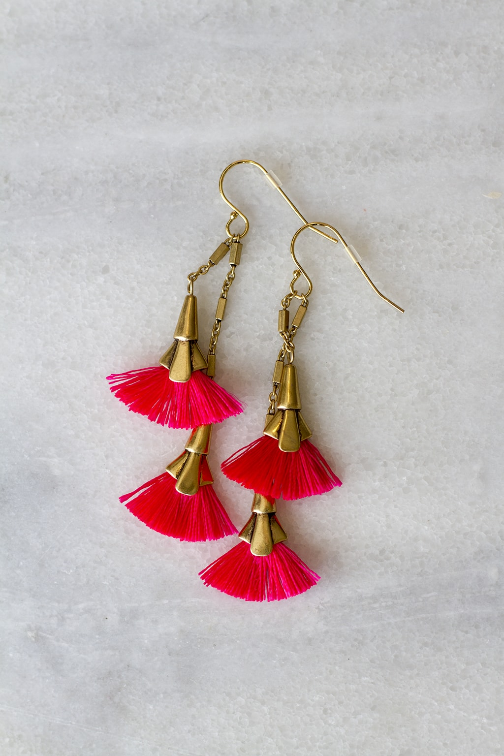 Stella & Dot Accessories Tassel Earrings