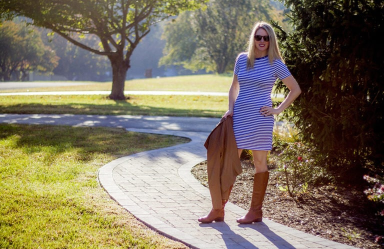 Several Ways to Wear Stripes this Spring