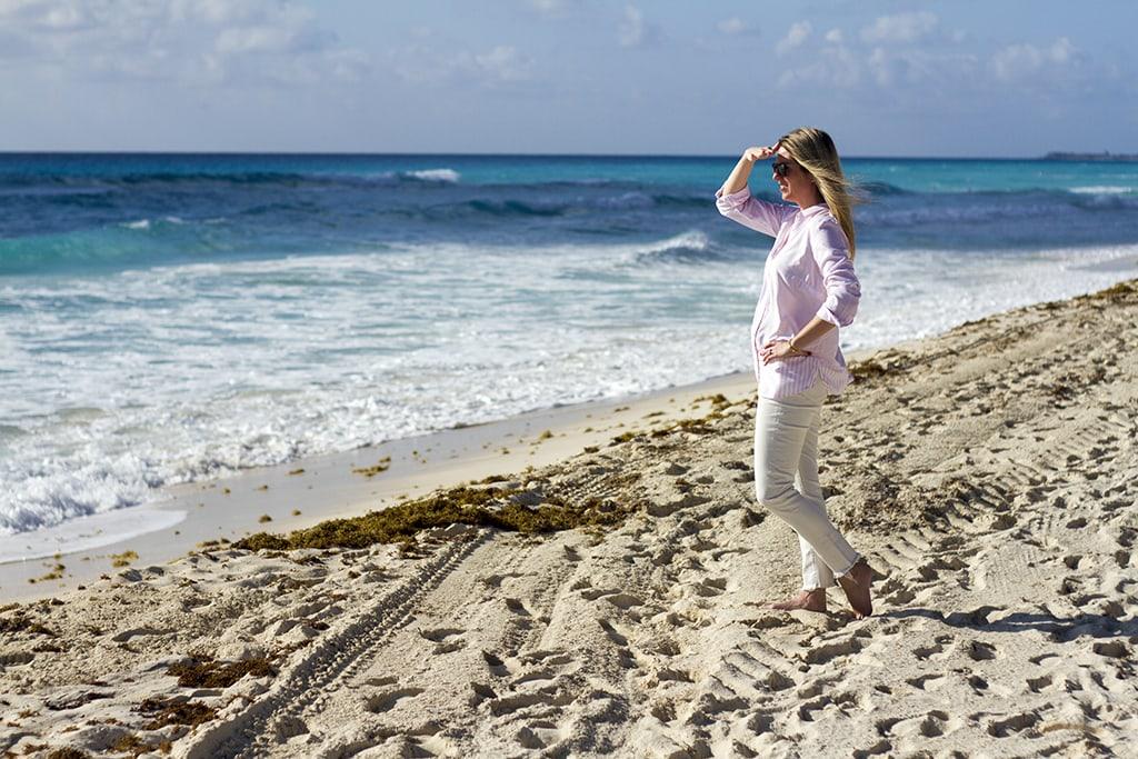 Beachy Breathable Fabric