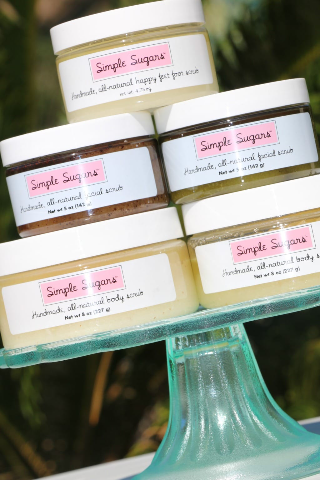 simple sugars skincare