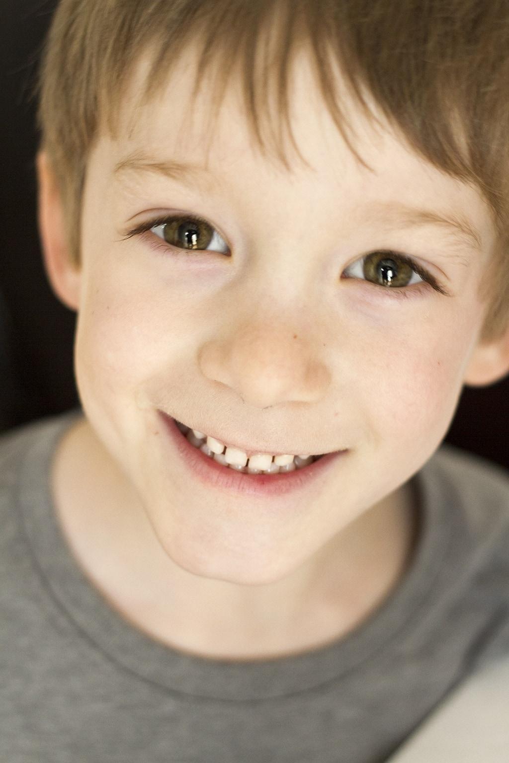 Jake Smiling