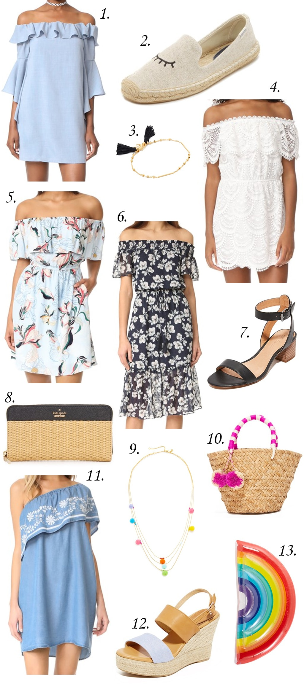 Spring Shopbop Favorites and Sale