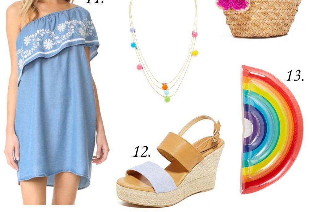 Spring Shopbop Favorites and Sale