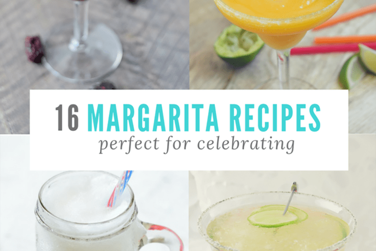 16 Margaritas Perfect for Celebrating