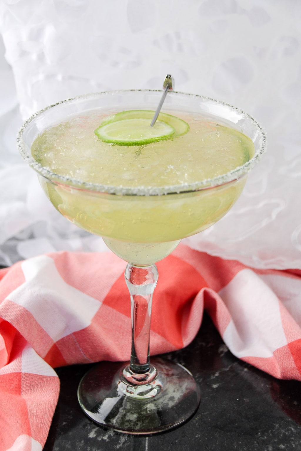Whiskey Beer Margarita