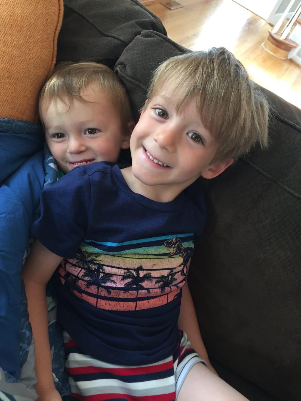 Jake and Max