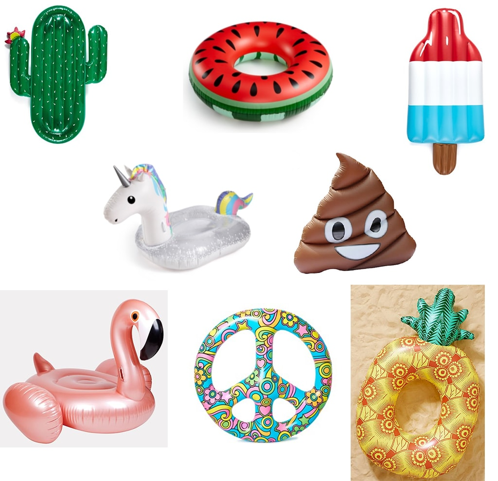 Most Fun Pool Floats