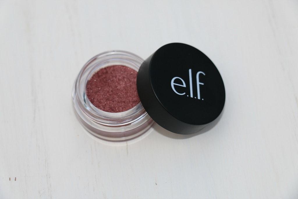 e.l.f. metallic eyeshadow