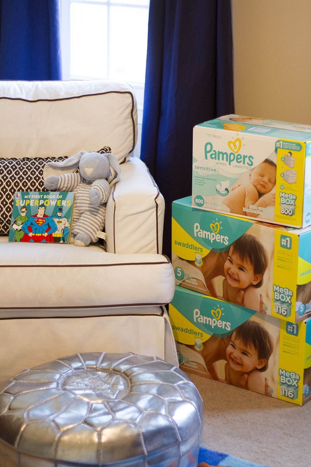 Sams Club Pampers Diapers