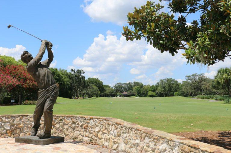 A Golfer's Getaway at Arnold Palmer's Bay Hill Club & Lodge